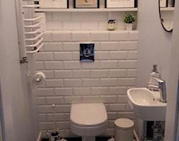 Klasyczne wc łazienka - zdjęcie od Szurcia