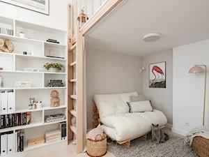 Biuro połączone z przestrzenią gościnną - zdjęcie od GRUPA NONO