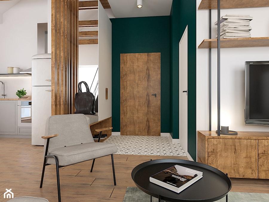 Hol - zdjęcie od YONO Architecture