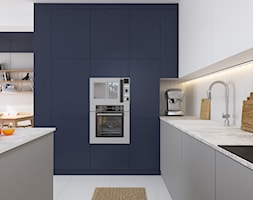 Projekt+wn%C4%99trz+mieszkania+w+Poznaniu+%2F4%2F+-+Kuchnia+3+-+zdj%C4%99cie+od+YONO+Architecture