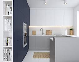 Projekt+wn%C4%99trz+mieszkania+w+Poznaniu+%2F4%2F+-+Kuchnia+2+-+zdj%C4%99cie+od+YONO+Architecture