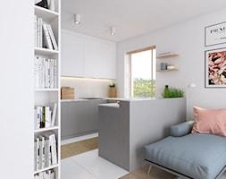 Projekt+wn%C4%99trz+mieszkania+w+Poznaniu+%2F4%2F+-+Kuchnia+1+-+zdj%C4%99cie+od+YONO+Architecture