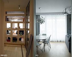 Jadalnia styl Nowoczesny - zdjęcie od iHome Studio