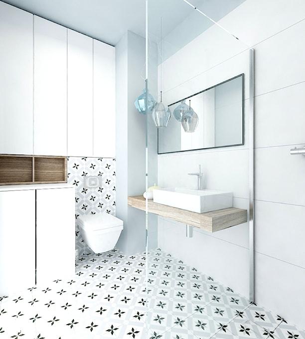 Co zamiast płytek w łazience? - homebook