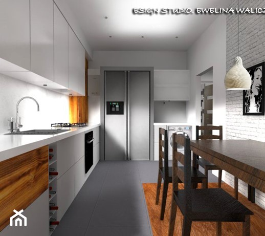 Prosto, lecz z pomysłem  zdjęcie od ESIGN -> Kuchnie Z Pomyslem
