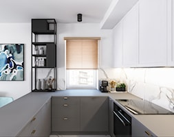Kuchnia+-+zdj%C4%99cie+od+Projekt+M+pracownia+architektoniczna