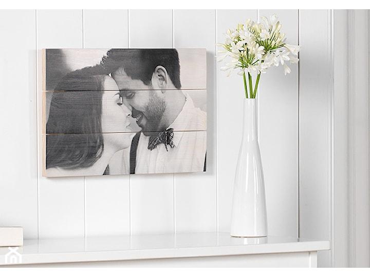 Ogromnie Zdjęcie na drewnie - Plakaty - zdjęcia, pomysły, inspiracje - homebook GD25