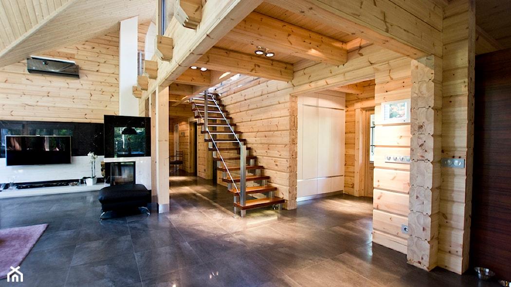 Rewelacyjny Budujemy dom z bali - wady i zalety takiego rozwiązania - homebook NV71