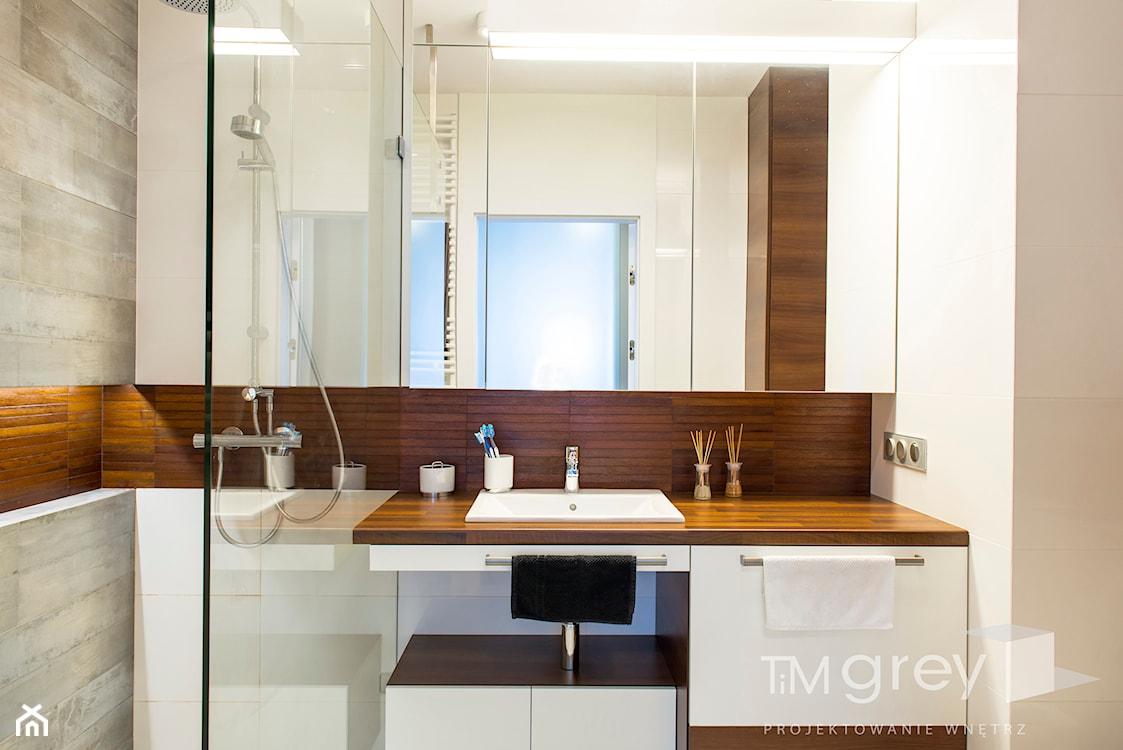 małe łazienki z prysznicem aranżacje