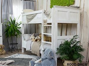 Pokój dziecęcy - zdjęcie od Rood-drew, Meble-woskowane.com.pl