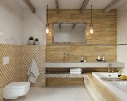 łazienka W Stylu Eco Kolekcja Blu Salony łazienek Homebook