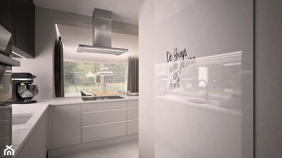 Nowoczesne wnętrze - Kuchnia, styl nowoczesny - zdjęcie od MINIFORM - studio architektury wnętrz Aleksandra Patora