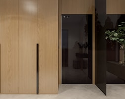 Dom jednorodzinny w Wodzisławiu Śląskim - Hol / przedpokój, styl nowoczesny - zdjęcie od KOCHAN wnętrza - Homebook