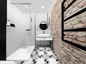 Mieszkania na wynajem w Żorach - łazienka wzorcowa