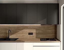 Mieszkanie w Rybniku - Kuchnia, styl industrialny - zdjęcie od KOCHAN wnętrza - Homebook