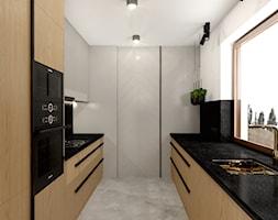 Dom jednorodzinny w Wodzisławiu Śląskim - Kuchnia, styl nowoczesny - zdjęcie od KOCHAN wnętrza - Homebook