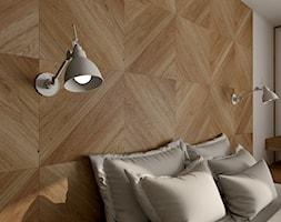 Dom jednorodzinny w Gliwicach - Sypialnia, styl nowoczesny - zdjęcie od KOCHAN wnętrza - Homebook