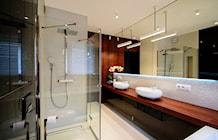 Łazienka styl Glamour - zdjęcie od PR Architects PALA&RODEK