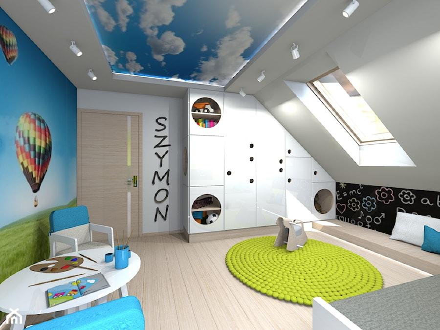 Dom w Sosnowcu. - zdjęcie od PR Architects PALA&RODEK