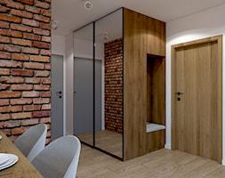 Przedpokój - zdjęcie od MACZ Architektura - Homebook