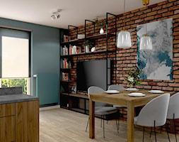 Salon - zdjęcie od MACZ Architektura - Homebook