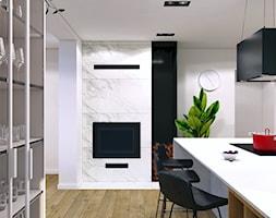 Jasna kuchnia - zdjęcie od MACZ Architektura - Homebook