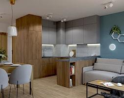 Niewielka Kuchnia - zdjęcie od MACZ Architektura - Homebook