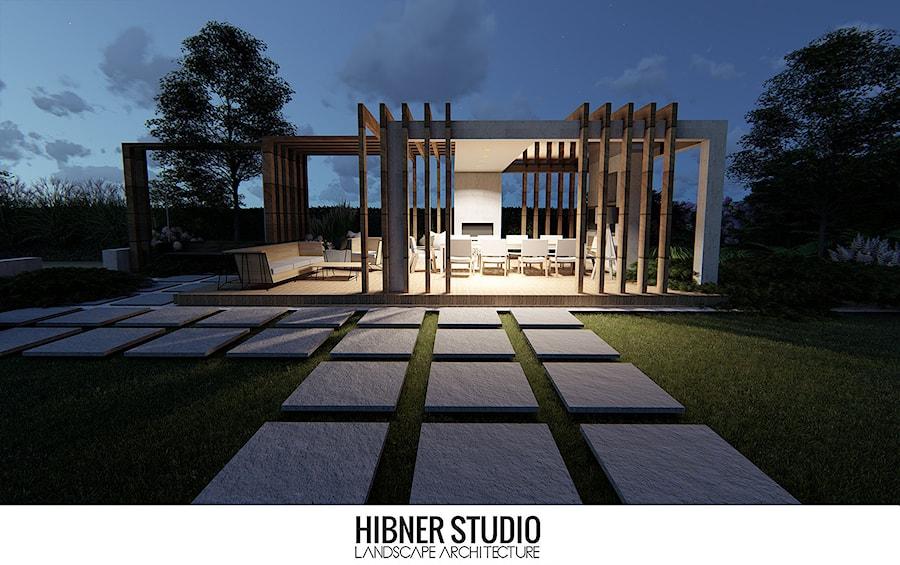 - zdjęcie od Hibner Studio Pracownia Architektury Krajobrazu