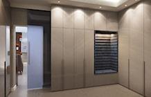 Hol / Przedpokój styl Nowoczesny - zdjęcie od Finchstudio Architektura Wnętrz