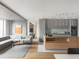 Minimalistyczny apartament w Krakowie 2016