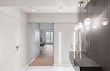 Hol / Przedpokój styl Minimalistyczny - zdjęcie od Finchstudio Architektura Wnętrz