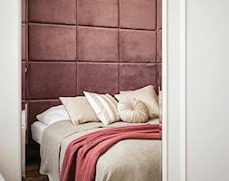 Apartament inspirowany Paryżem - Sypialnia - zdjęcie od Finchstudio Architektura Wnętrz - Homebook