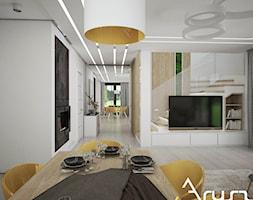 Salon+-+zdj%C4%99cie+od+Pracownia+architektoniczna+-+LARYSZ