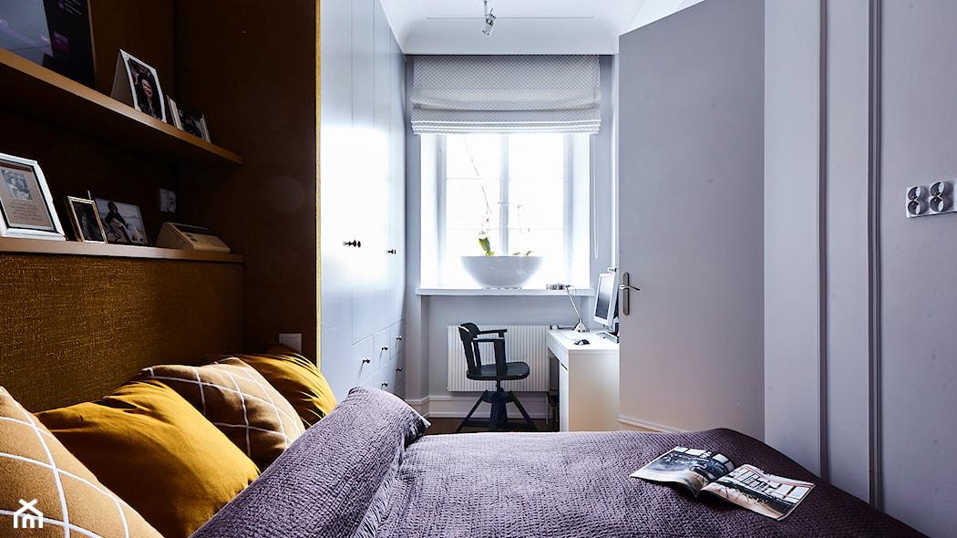 Wąska Sypialnia Jak Urządzić Homebook