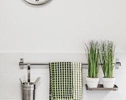 Sesja foto mieszkania inwestycyjnego na sprzedaż - Kuchnia, styl skandynawski - zdjęcie od WITTWÓRNIA: Robert Witt - Homebook