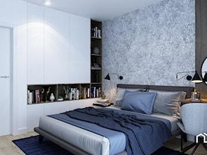 Prosta sypialnia w Gliwicach
