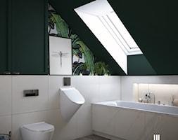 Tropikalna łazienka pod Krakowem - zdjęcie od UDOMOWIENI - Homebook