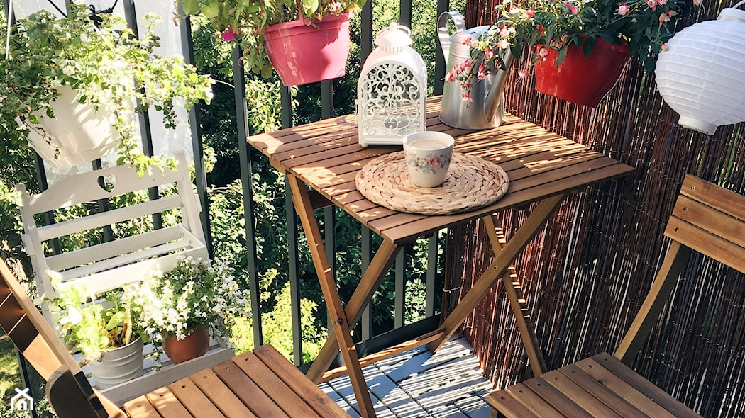 Meble Na Balkon Jakie Wybrać 10 Pomysłów Na Meble