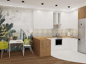 Projekt kuchni Łomża - zdjęcie od CzajkaDesign