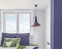 Sypialnia w stylu boho - zdjęcie od Pion Poziom