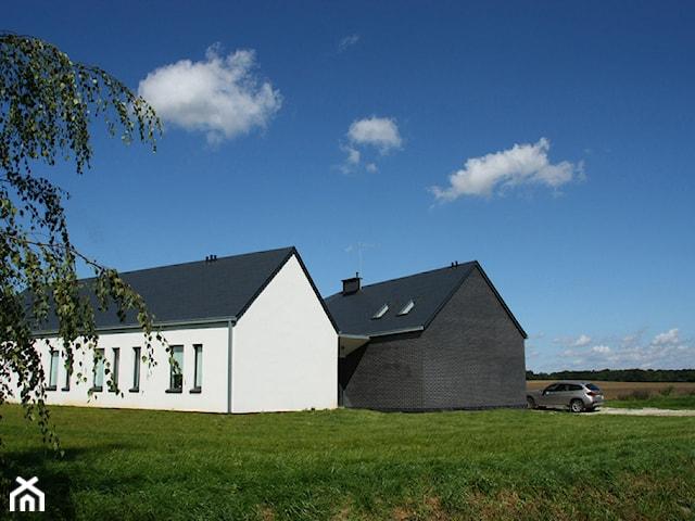 Dom jednorodzinny w Stróży koło Wrocławia