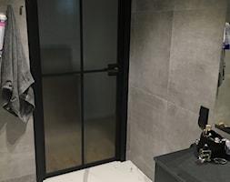 Drzwi stalowe z szyba zbrojoną - zdjęcie od AbeLightoCraft - Homebook