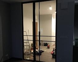 Drzwi stalowe - zdjęcie od AbeLightoCraft - Homebook