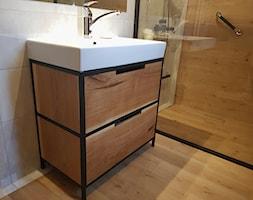 Szafka pod umywalkę - zdjęcie od AbeLightoCraft - Homebook