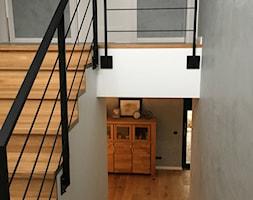 Dom w Toruniu - Taras, styl minimalistyczny - zdjęcie od AbeLightoCraft - Homebook