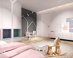Projekt pokoju dla dziewczynki - zdjęcie od IN studio - Homebook