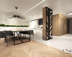 Projekt wnetrza domu jednorodzinnego, W02 - zdjęcie od IN studio - Homebook