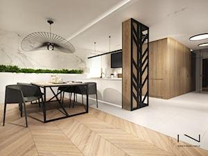 Projekt wnętrza domu jednorodzinnego