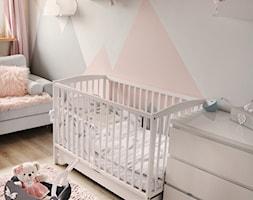 Pokój dziecka, metamorfoza mieszkania - zdjęcie od IN studio