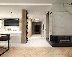Projekt wnętrza domu jednorodzinnego - zdjęcie od IN studio - Homebook